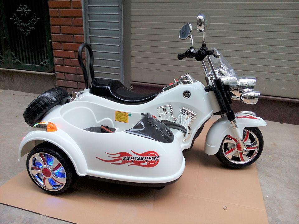 xe máy điện trẻ em Police SX-138