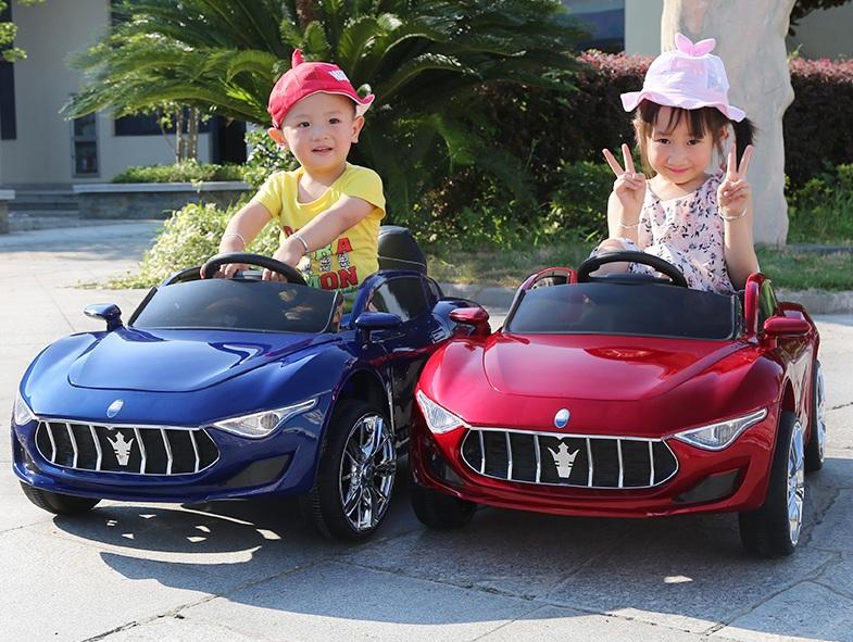 Xe ô tô điện trẻ em LB-8898 (14)