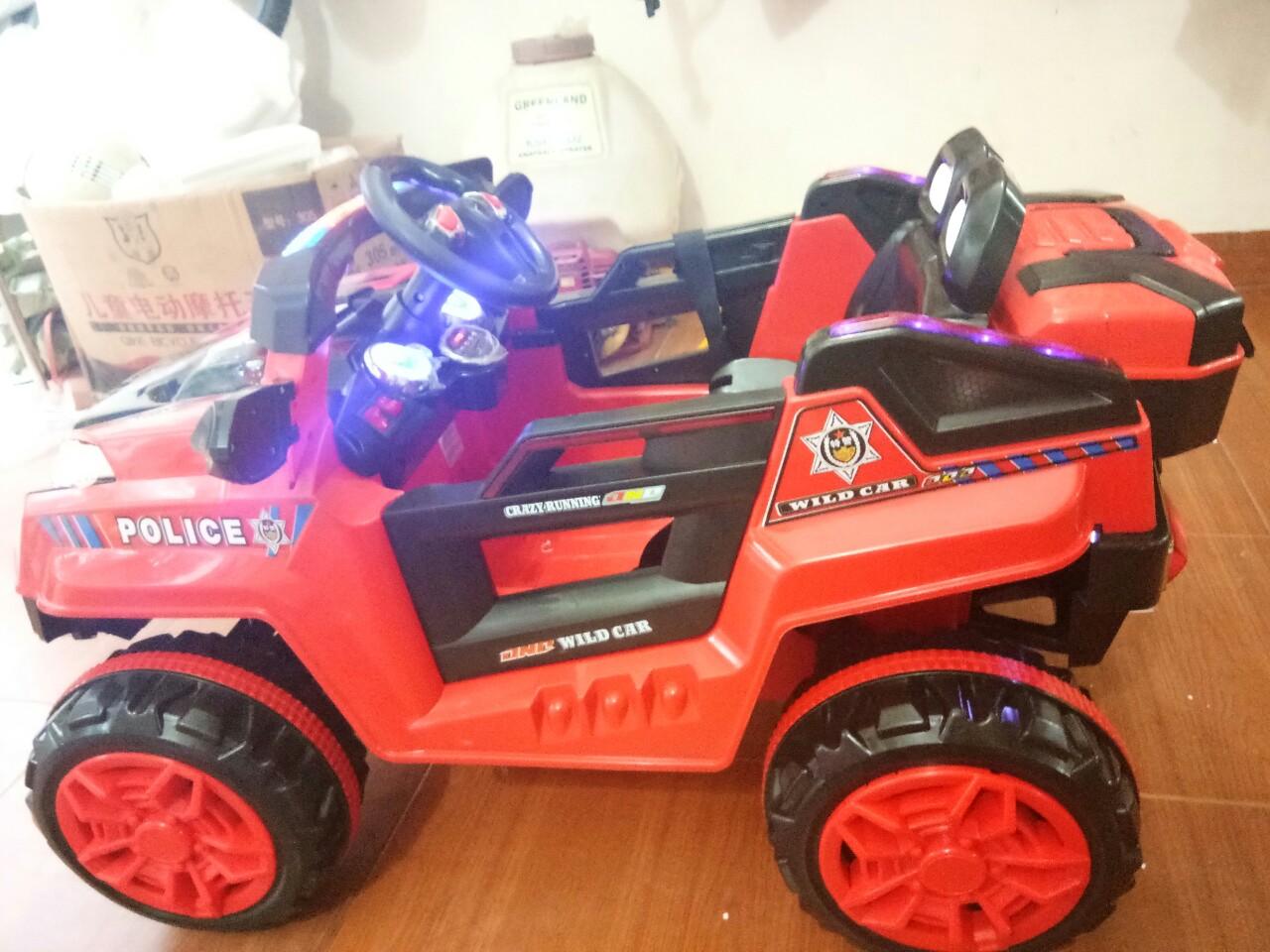xe ô tô điện trẻ em YK-1088 (11)
