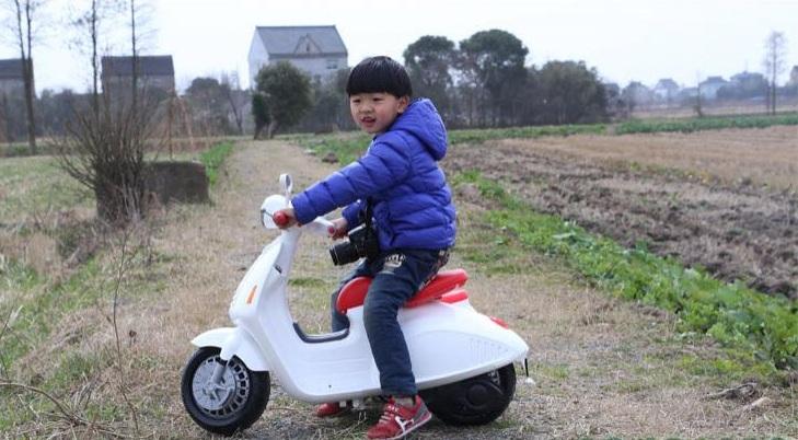 xe máy điện trẻ em YH-8820 (4)