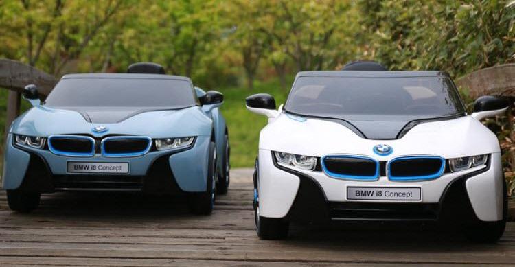 Xe ô tô điện trẻ em BMW i8