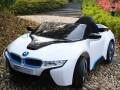 Xe ô tô điện trẻ em BMW i8 (6)
