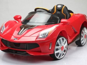 Xe ô tô điện trẻ em JE-198 (1)