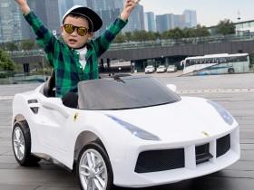 Xe ô tô điện trẻ em LS-588 (5)