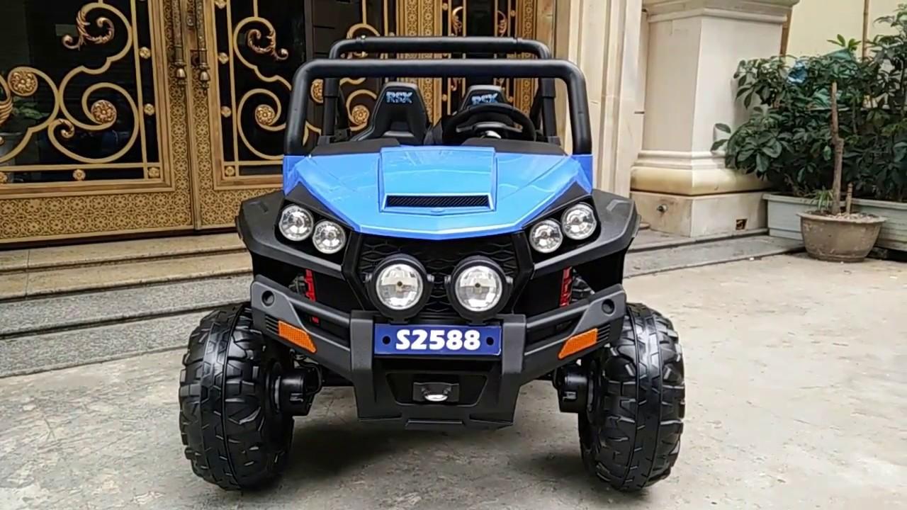 Xe ô tô điện trẻ em S2588