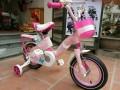 Xe đạp cho bé gái Aier 88B ( 12inch) (8)
