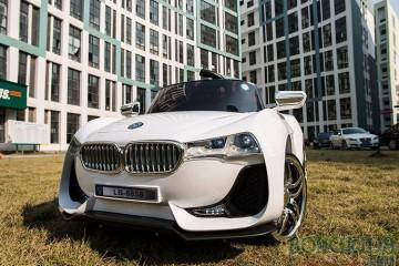 Các mẫu xe ô tô điện BMW sành điệu dành cho bé