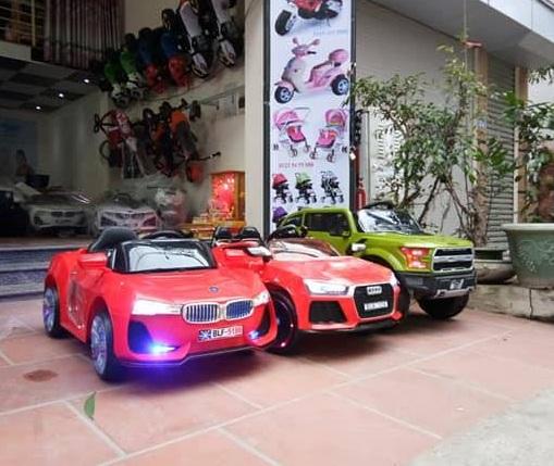 Các mẫu xe ô tô