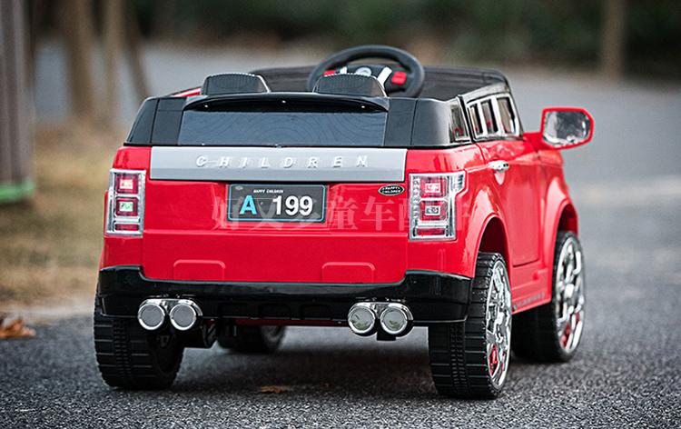 Xe ô tô điện trẻ em A-199