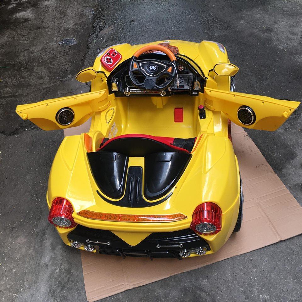Xe ô tô điện trẻ em JE-116R