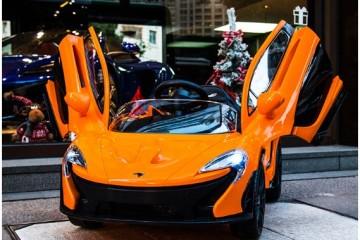 Giảm giá ô tô điện tại Babykid
