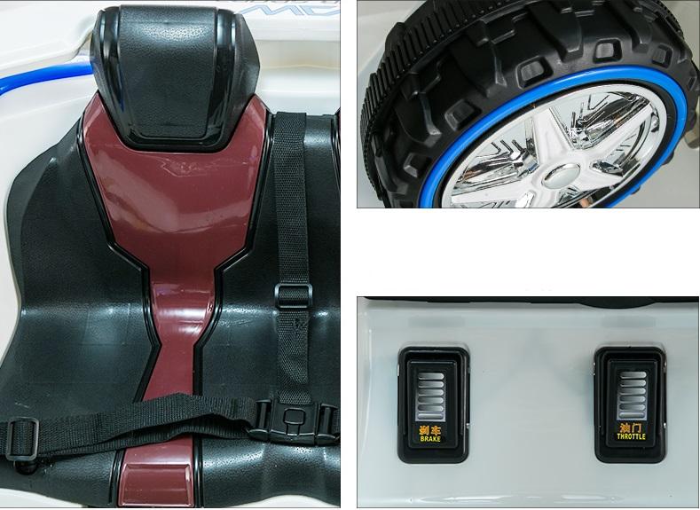 99175 ghế bánh xe đạp phanh