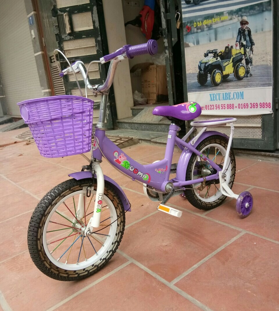 Xe đạp trẻ em Youmi 66A-16 inch