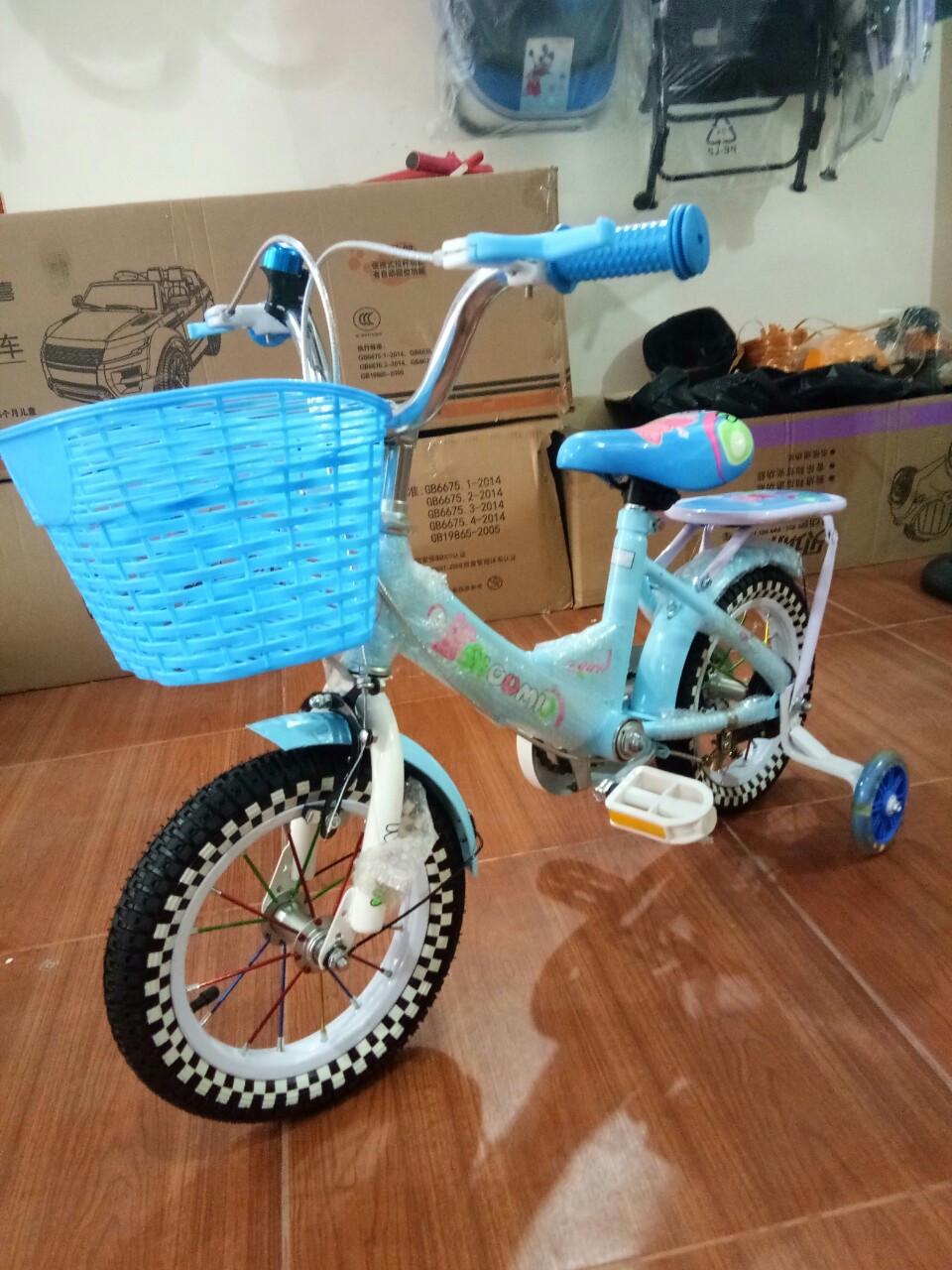 Xe đạp trẻ em Youmi 66A-14 inch