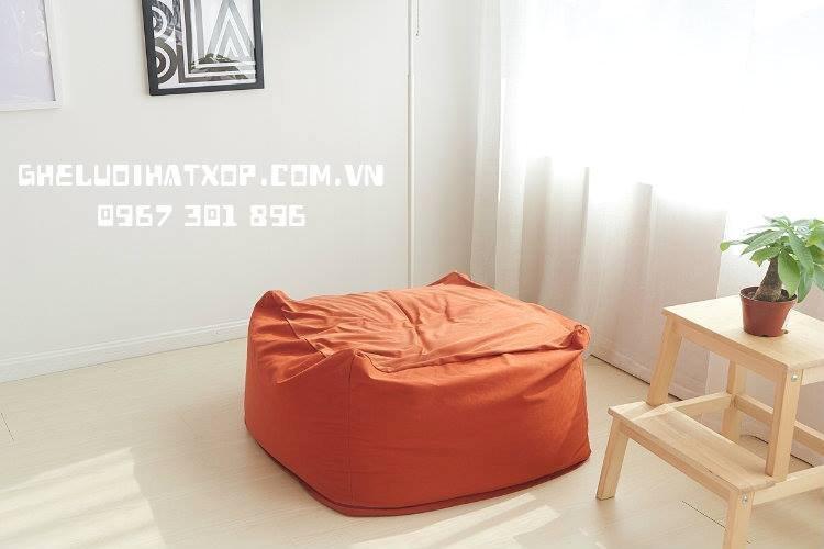 ghế-lười-hạt-xốp-hình-trụ-vuông