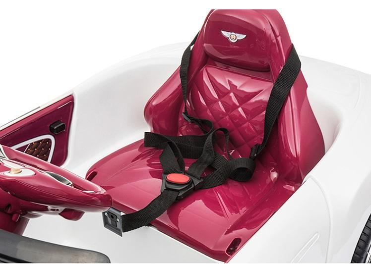 xe ô tô điện trẻ em JE-1166 ghế xe