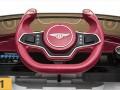 xe ô tô điện trẻ em JE-1166 vô lăng
