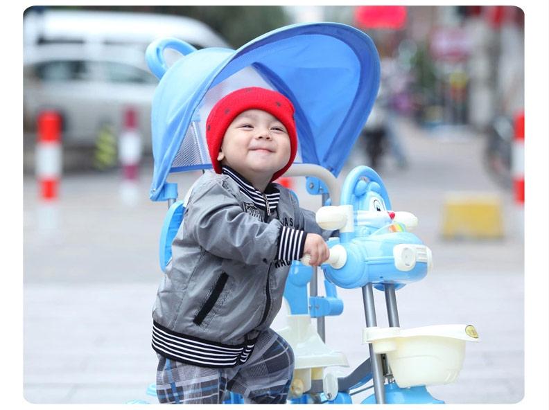 xe đẩy trẻ em 231G bé