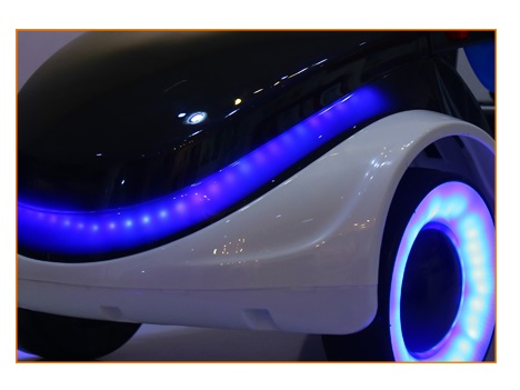 Xe ô tô điện trẻ em BTM-888