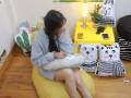 Ghế luời dáng sofa hình gà GL S082 (2)