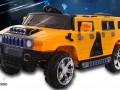 Xe ô tô điện trẻ em CL-8888 màu cam