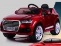 xe ô tô điện trẻ em Audi Q7 đỏ