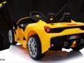 xe ô tô điện trẻ em FC8858 2 cánh của mở