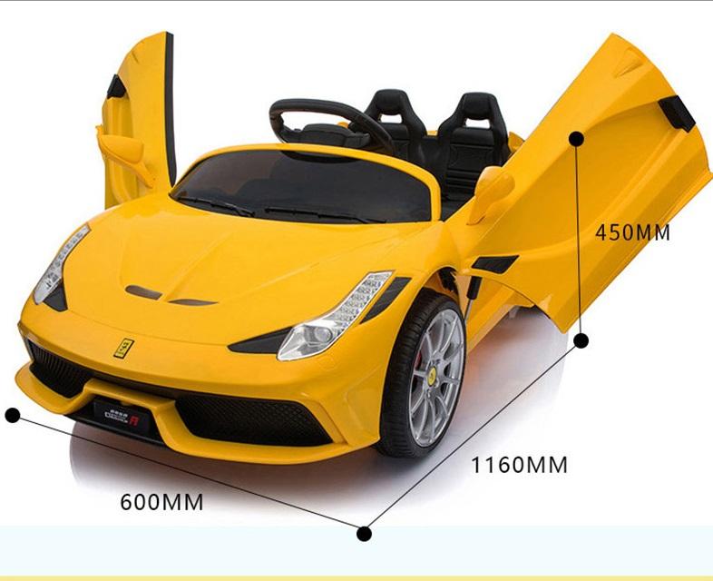 xe ô tô điện trẻ em FC8858 sz