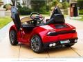 xe ô tô điện trẻ em WXE-888 đỏ mận 3