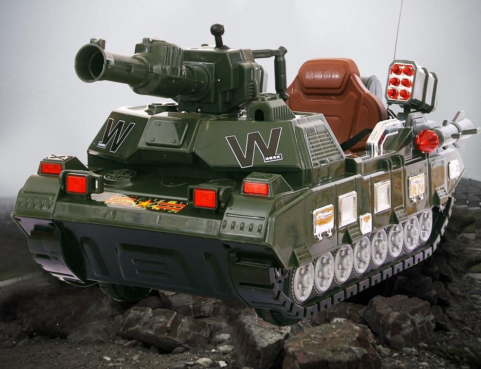 xe tăng trẻ em MY-99 3