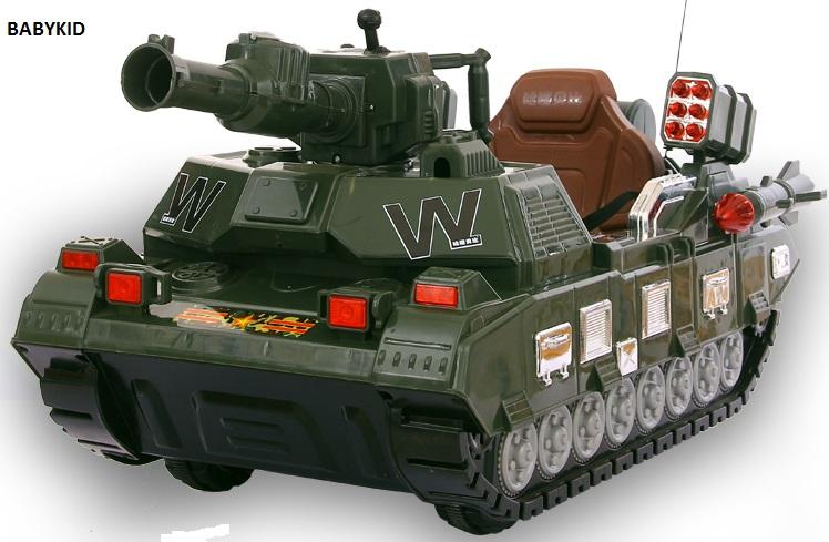 xe tăng trẻ em MY-99 4