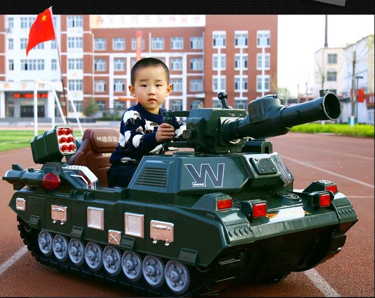xe tăng trẻ em MY-99 5