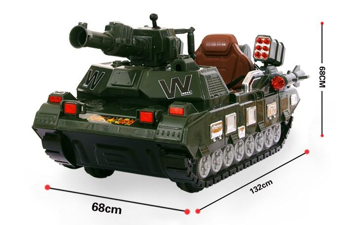 xe tăng trẻ em MY-99 sz
