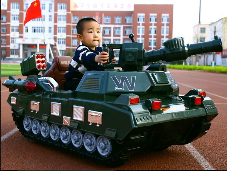 xe tăng trẻ em MY-99 trẻ nhỏ