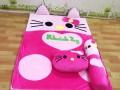 Nệm cao su cao cấp 3cm hình Mèo Kitty (1)