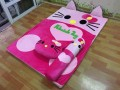 Nệm cao su cao cấp 3cm hình Mèo Kitty (2)