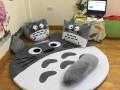 Set ghế lười hình thú Totoro GL 117 (5)