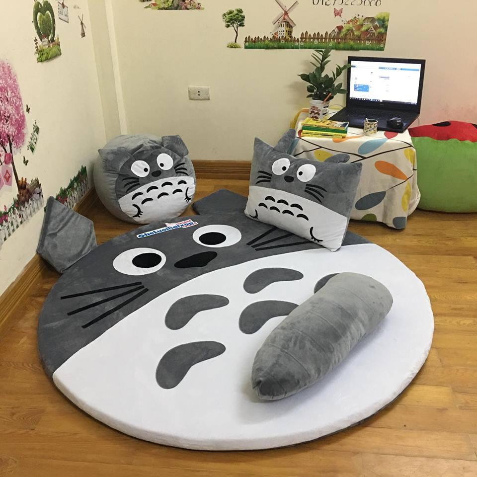 Set ghế lười hình thú Totoro GL 117