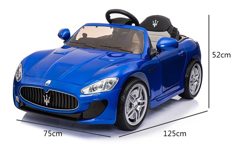 xe ô tô điện trẻ em GT-460-MC 1