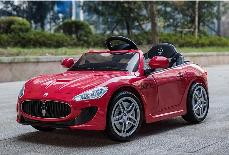 xe ô tô điện trẻ em GT-460-MC 8