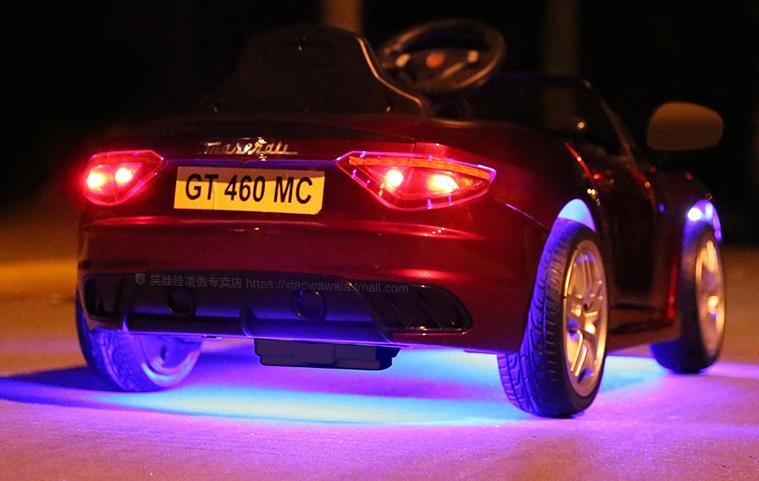 xe ô tô điện trẻ em GT460MC đền 2