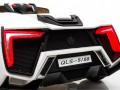 xe ô tô điện trẻ em QLS-5188 đuôi xe