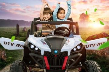 Địa chỉ tin cậy mua xe ô tô điện trẻ em?