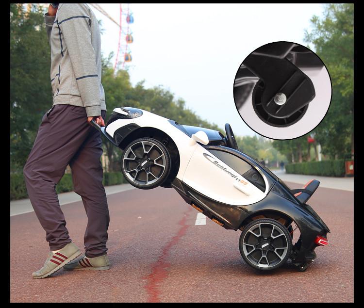 xe ô tô điện trẻ em BDQ-1199 tay kéo