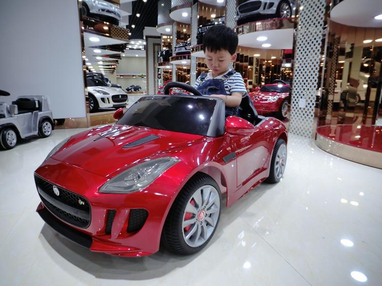 xe ô tô điện trẻ em Jaguar DMD-218 3