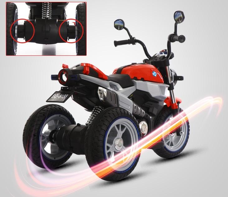 xe máy điện BQ-8188 4