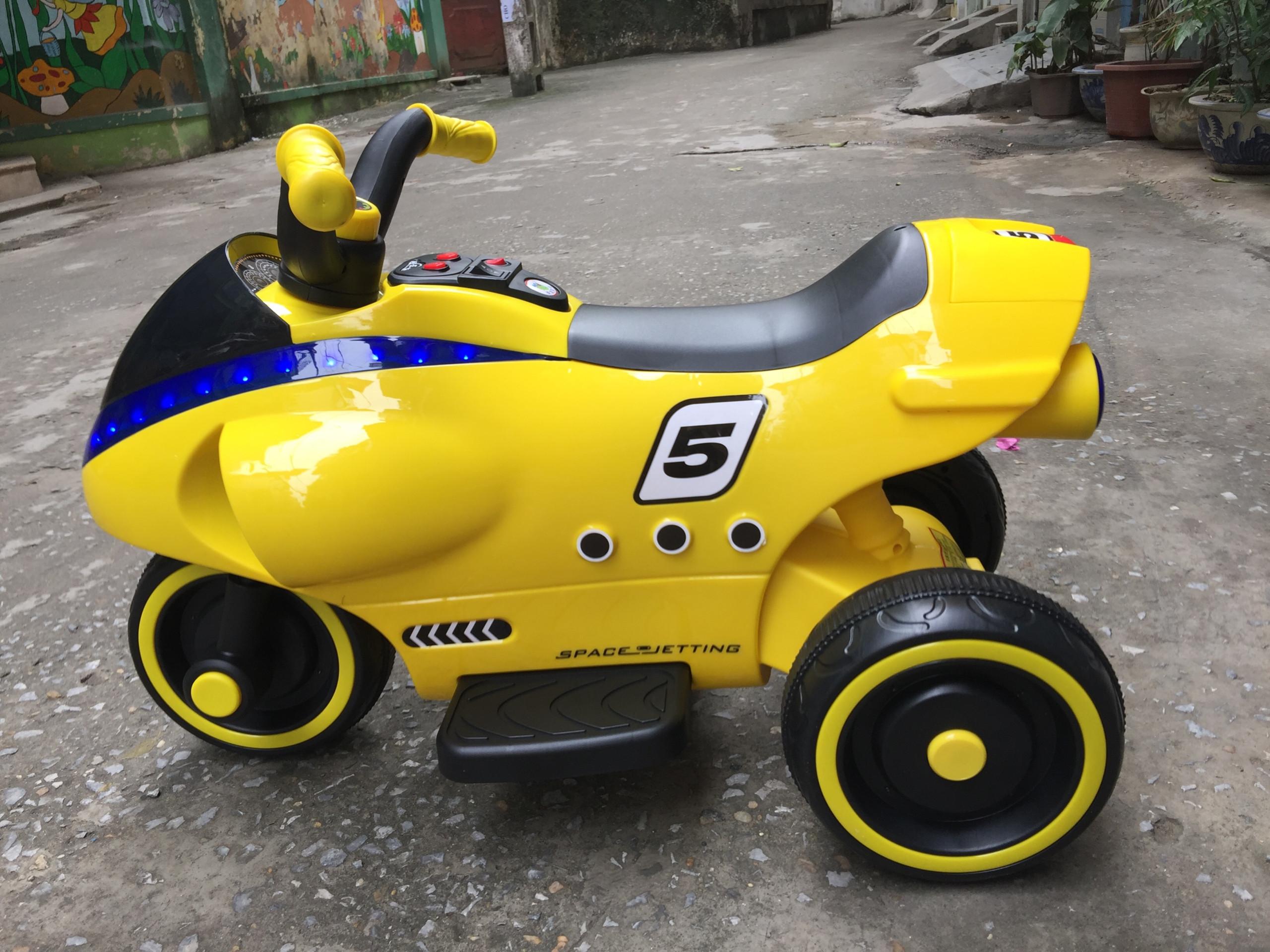 xe máy điện trẻ em YH-99125 6