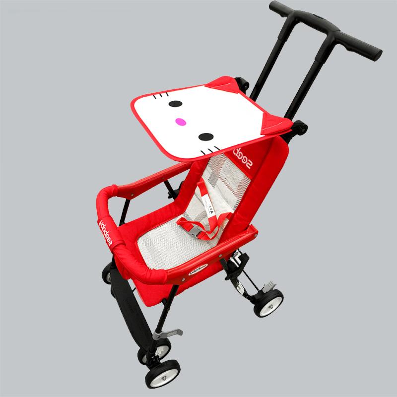 Xe đẩy trẻ em Seebaby QQ1-2