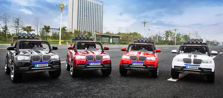 Xe ô tô điện trẻ em bán chạy nhất ngày lễ 1-6.