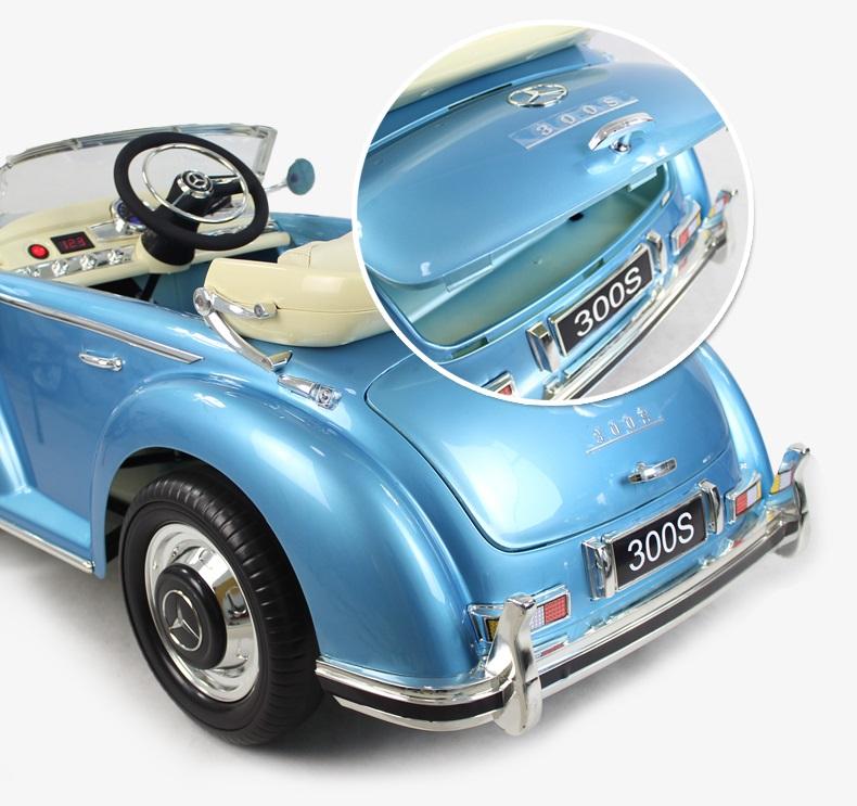 xe ô tô điện 300S 17